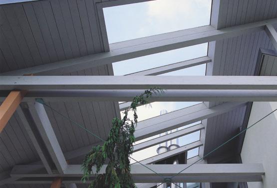 Brettschichtholz (BSH) für tragende Elemente | HolzLand Stoellger in Langenhagen
