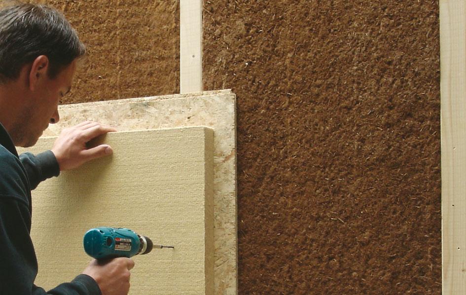 Dämmstoffe auch für Heimwerker | HolzLand Stoellger in Langenhagen