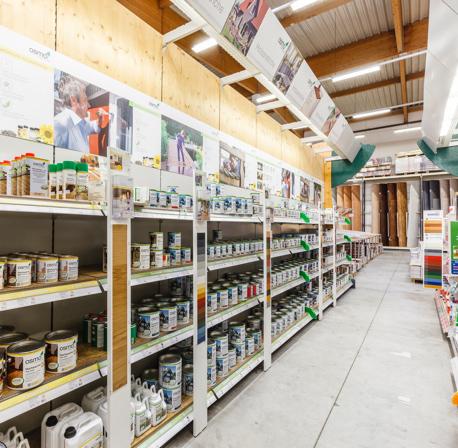 Großer Fachmarkt | HolzLand Stoellger in Langenhagen