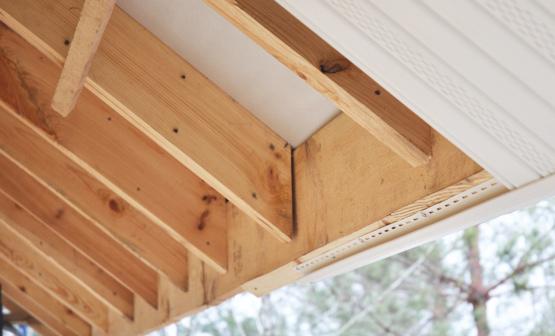 Hobelware fürs Dach | HolzLand Stoellger in Langenhagen