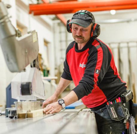 Perfekter Holzzuschnitt | HolzLand Stoellger in Langenhagen