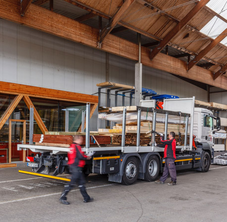 Pünktliche Lieferung | HolzLand Stoellger in Langenhagen