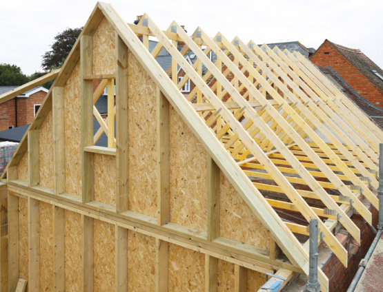 Dein Hausbau mit OSB-Platten | HolzLand Stoellger in Langenhagen