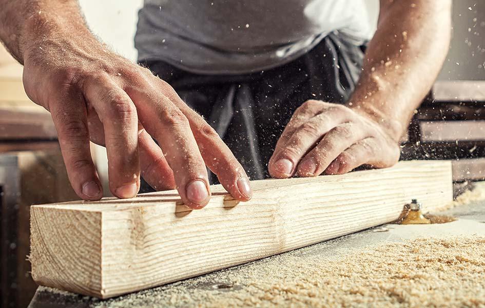Kanthölzer für den Bau und die Möbeltischlerei | HolzLand Stoellger in Langenhagen