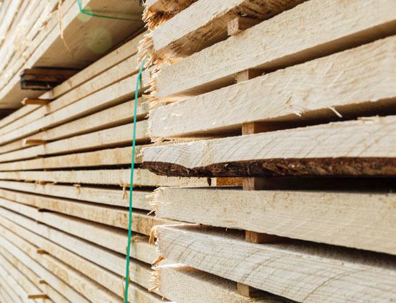 Rauware zu lang? Wir schneiden gerne zu! | HolzLand Stoellger in Langenhagen