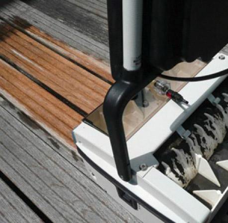 Reinigungsmaschine für die Terrasse | HolzLand Stoellger in Langenhagen