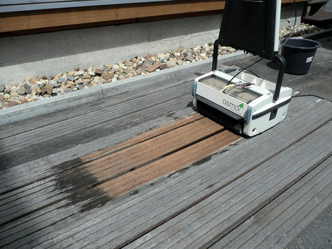 Terrassenreinigungsmaschine für zu Hause | HolzLand Stoellger in Langenhagen