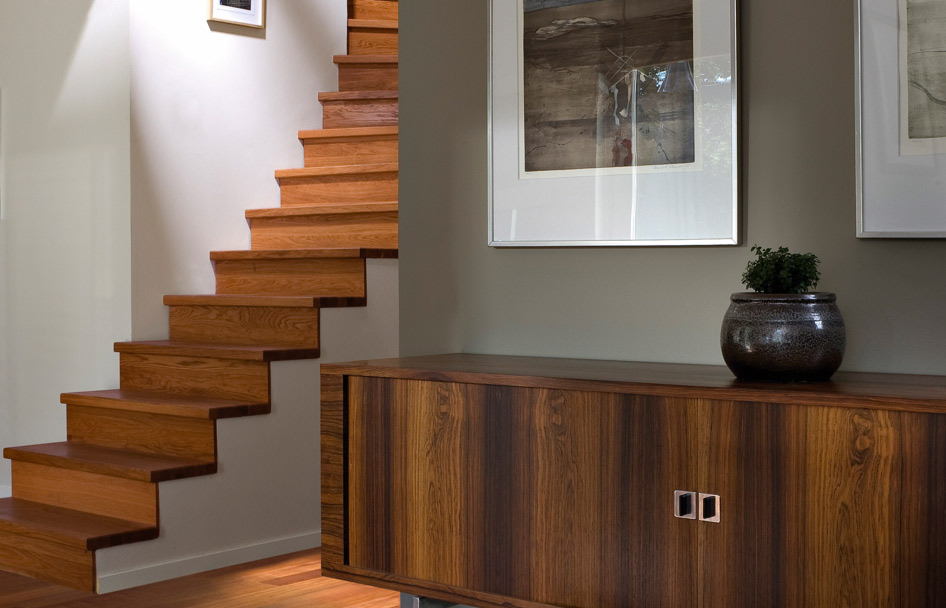 Treppenstufen in Bodenoptik | HolzLand Stoellger in Langenhagen