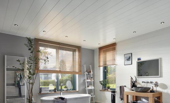 Helle Deckenpaneele | HolzLand Stoellger in Langenhagen