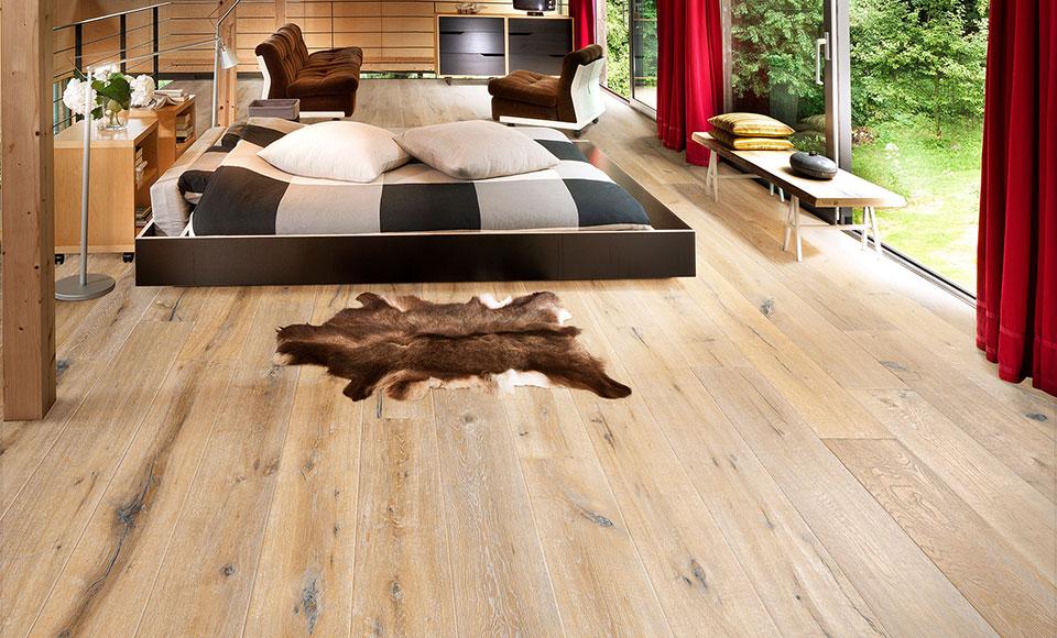 Die Artisan-Collection im Schlafzimmer | HolzLand Stoellger in Langenhagen