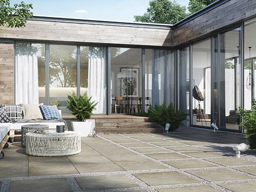 Keramikfliesensystem Keramikfliesen individuell verlegen | HolzLand Stoellger in LangenhagenValva für die Terrasse