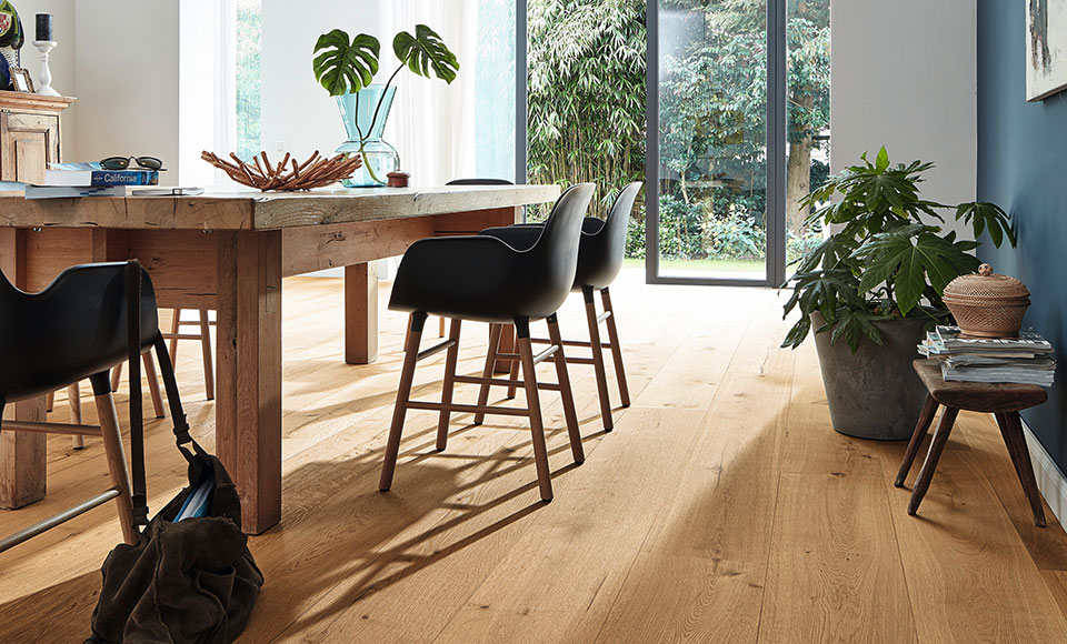 Der Lindura-Holzboden | HolzLand Stoellger in Langenhagen