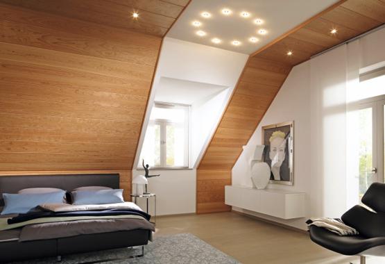 Paneele für Wände und Dachschrägen | HolzLand Stoellger in Langenhagen