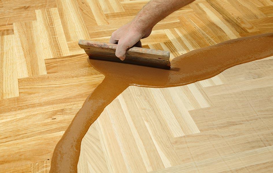 Oberflächenbehandlung von Parkett | HolzLand Stoellger in Langenhagen