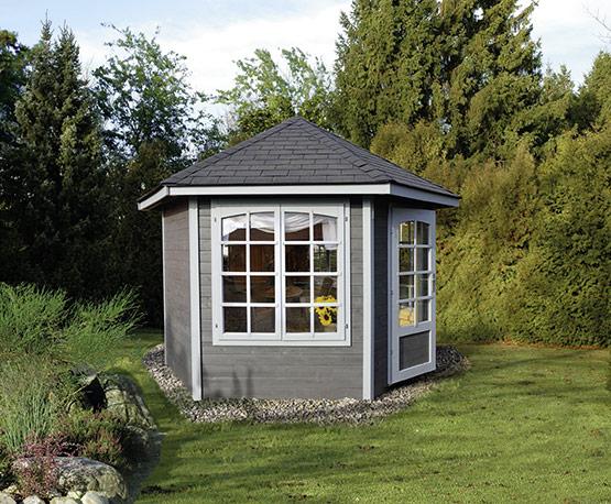 Pavillon aus Holz | HolzLand Stoellger in Langenhagen
