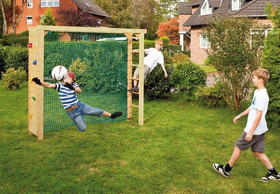 Tor für alle Fußballfans | HolzLand Stoellger in Langenhagen