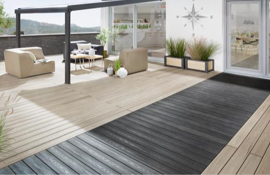 Farbige Terrassendielen aus WPC | HolzLand Stoellger in Langenhagen