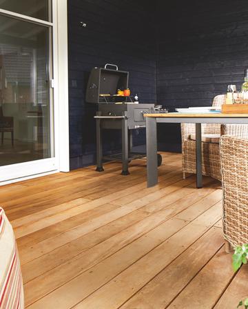 Klassische Terrassendielen aus Holz | HolzLand Stoellger in Langenhagen
