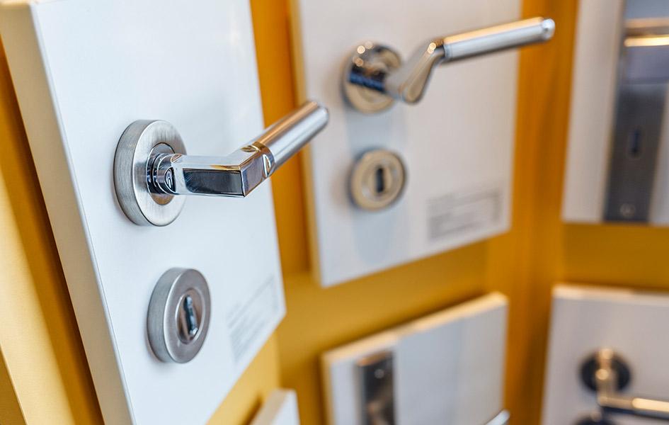 Türen, Drückergarnituren Edelstahl | HolzLand Stoellger in Langenhagen