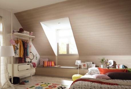 Von wegen schräg: Paneele für die Decke | HolzLand Stoellger in Langenhagen
