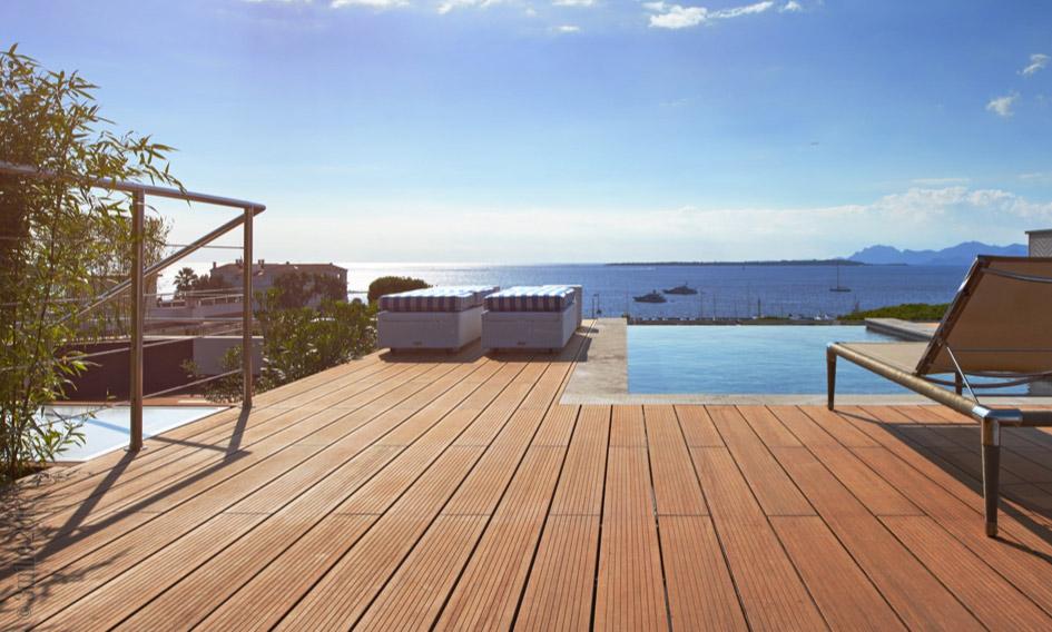 Terrassendielen aus Holz: natürlich nachhaltig | HolzLand Stoellger in Langenhagen