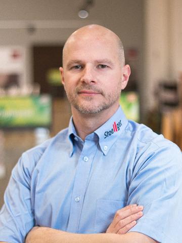 Björn Seyfferth | HolzLand Stoellger in Langenhagen